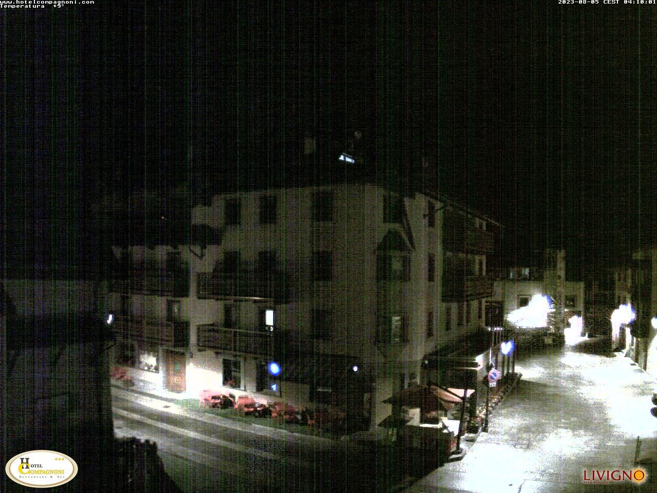 hotel compagnoni livigno webcam